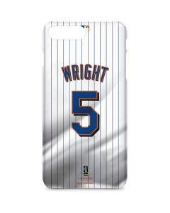 New York Mets #5 David Wright iPhone 8 Plus Lite Case