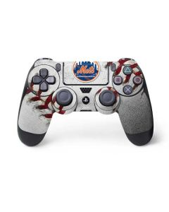 New York Mets Game Ball PS4 Controller Skin