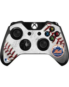 New York Mets Game Ball Xbox One Controller Skin