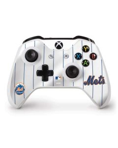 New York Mets Home Jersey Xbox One S Controller Skin