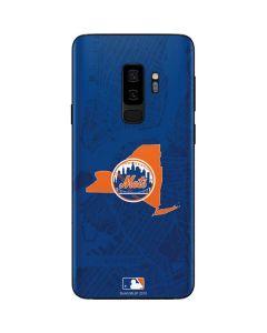New York Mets Home Turf Galaxy S9 Plus Skin