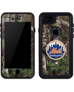 New York Mets Realtree Xtra Green Camo iPhone 7 Waterproof Case
