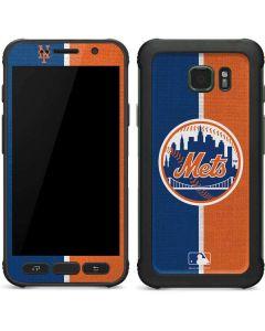 New York Mets Split Galaxy S7 Active Skin