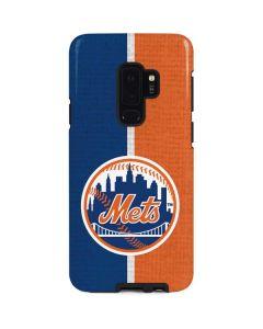 New York Mets Split Galaxy S9 Plus Pro Case