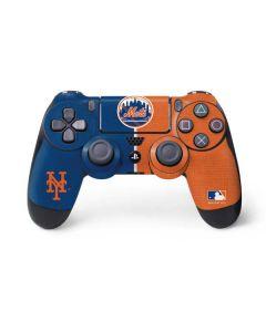 New York Mets Split PS4 Controller Skin
