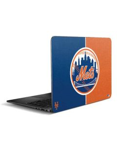 New York Mets Split Zenbook UX305FA 13.3in Skin