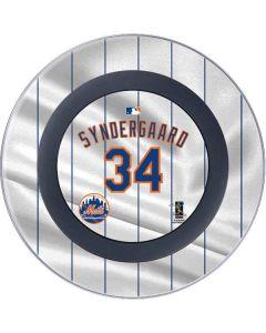 New York Mets Syndergaard #34 Wireless Charger Skin