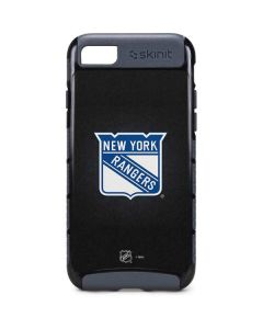 New York Rangers Black Background iPhone 7 Cargo Case