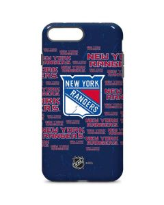 New York Rangers Blast iPhone 8 Plus Pro Case