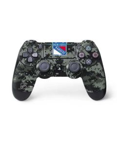 New York Rangers Camo PS4 Pro/Slim Controller Skin