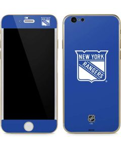 New York Rangers Color Pop iPhone 6/6s Skin