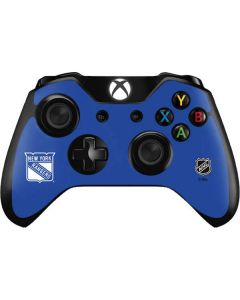 New York Rangers Color Pop Xbox One Controller Skin