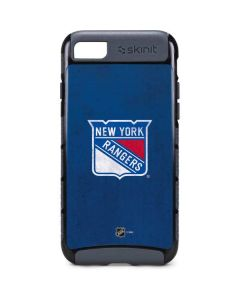 New York Rangers Distressed iPhone 8 Cargo Case