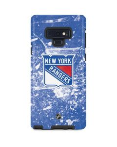 New York Rangers Frozen Galaxy Note 9 Pro Case