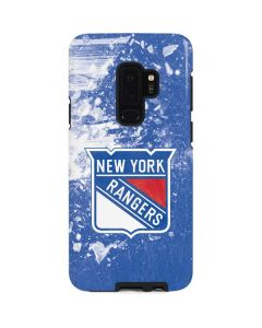 New York Rangers Frozen Galaxy S9 Plus Pro Case