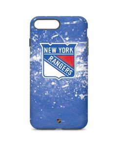 New York Rangers Frozen iPhone 7 Plus Pro Case