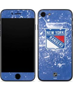 New York Rangers Frozen iPhone 7 Skin