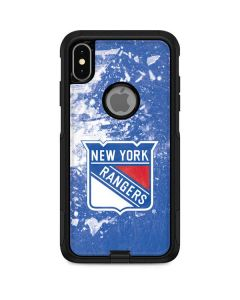 New York Rangers Frozen Otterbox Commuter iPhone Skin