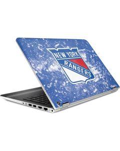New York Rangers Frozen HP Pavilion Skin