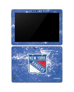 New York Rangers Frozen Surface Go Skin