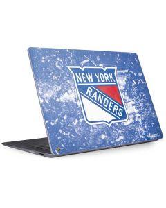 New York Rangers Frozen Surface Laptop 2 Skin