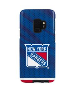 New York Rangers Home Jersey Galaxy S9 Pro Case