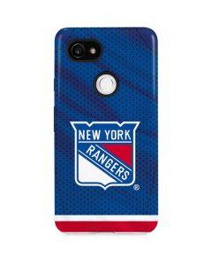 New York Rangers Home Jersey Google Pixel 2 XL Pro Case