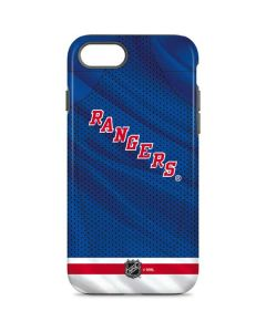 New York Rangers Home Jersey iPhone 7 Pro Case