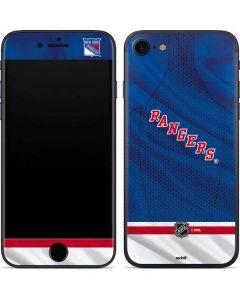 New York Rangers Home Jersey iPhone 7 Skin