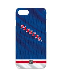 New York Rangers Home Jersey iPhone 8 Lite Case
