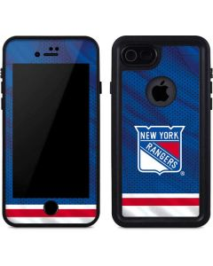 New York Rangers Home Jersey iPhone 8 Waterproof Case