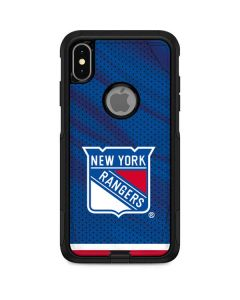 New York Rangers Home Jersey Otterbox Commuter iPhone Skin