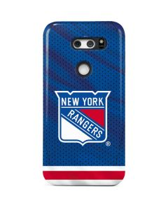 New York Rangers Home Jersey V30 Pro Case