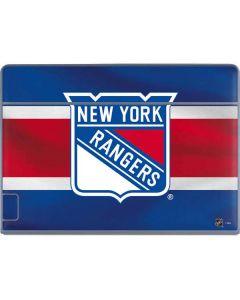 New York Rangers Jersey Galaxy Book Keyboard Folio 12in Skin