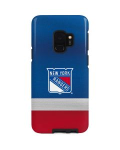 New York Rangers Jersey Galaxy S9 Pro Case