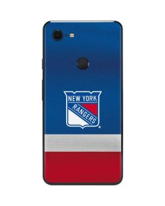 New York Rangers Jersey Google Pixel 3 XL Skin