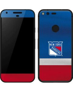 New York Rangers Jersey Google Pixel Skin