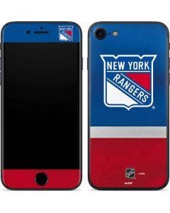 New York Rangers Jersey iPhone 7 Skin