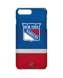 New York Rangers Jersey iPhone 8 Plus Lite Case