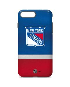 New York Rangers Jersey iPhone 8 Plus Pro Case
