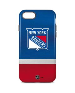 New York Rangers Jersey iPhone 8 Pro Case