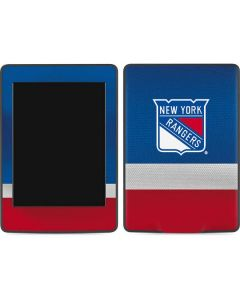 New York Rangers Jersey Amazon Kindle Skin