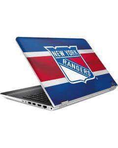 New York Rangers Jersey HP Pavilion Skin