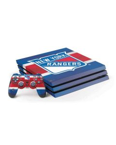 New York Rangers Jersey PS4 Pro Bundle Skin