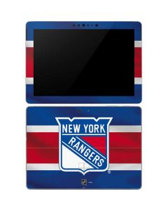 New York Rangers Jersey Surface Go Skin