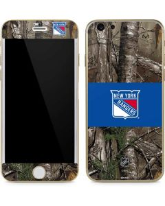 New York Rangers Realtree Xtra Camo iPhone 6/6s Skin