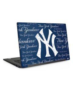 New York Yankees - Cap Logo Blast Dell Latitude Skin