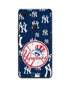 New York Yankees - Primary Logo Blast Google Pixel 3 XL Skin