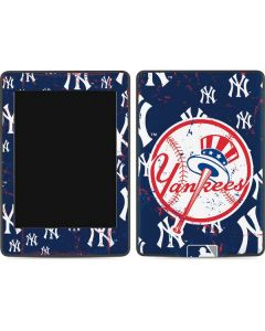 New York Yankees - Primary Logo Blast Amazon Kindle Skin