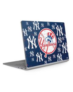 New York Yankees - Primary Logo Blast Surface Book 2 13.5in Skin